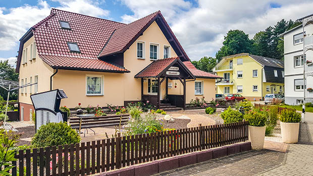 Pension Hanni im Ostseebad Sellin
